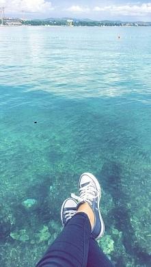 odpoczynek nad wodą najlepszy :)