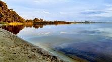 Jezioro Bukowo Morskie, Dąbki