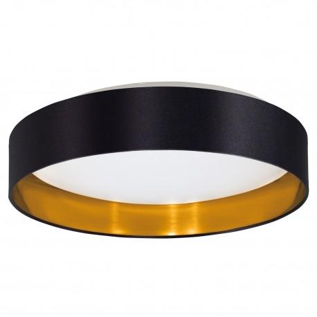 MASERLO 31622 EGLO Lampa sufitowa LED CZARNA   Oprawy MASERLO to idealne połączenie klasyki i nowoczesnego designu. Szeroka gama kolorów oraz typów oświetlenia, doskonała jakość produktu to główne atuty tej rodziny.