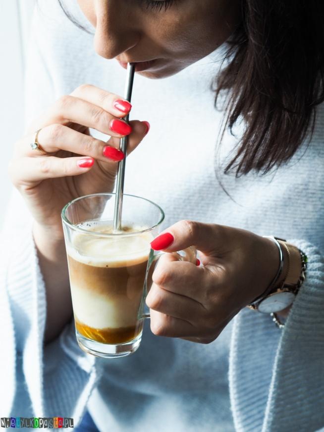 Przepis na dyniowe latte, przepis po kliknięciu w zdjęcie.