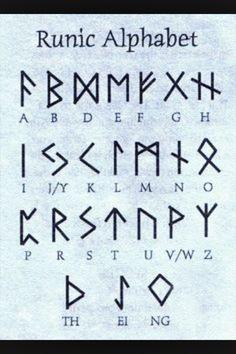Alfabet runiczny