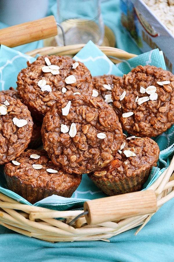 muffinki na jesienne dni <3