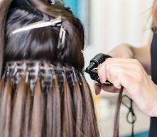 Przedłużanie włosów metodą ...