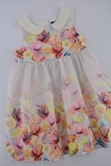 Sukienki dla dziewczynek. N...