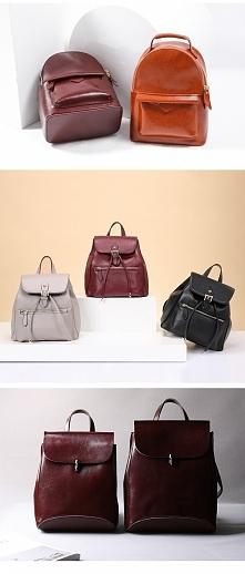 Która z Was zastępuje klasyczną torebkę wygodnym plecakiem?:)
