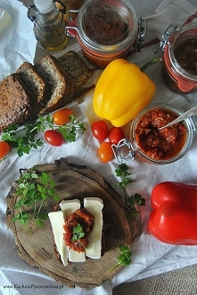 pindżur-macedońska pasta warzywna