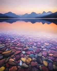 Jezioro McDonald w USA :)