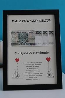 Życzenia na ślub w troszkę innej formie :)