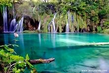 Park Narodowy Jezior Plitwickich,Chorwacja- Jego największą atrakcją jest 16 ...