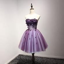 Piękne Winogrono Sukienki K...