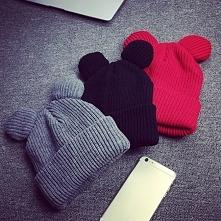 Świetne czapeczki dla dorosłych i dzieci! Urocze modele <3 <3 ! Kliknij w zdjęcie i zobacz gdzie kupić!