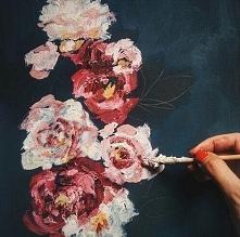 Art - róże