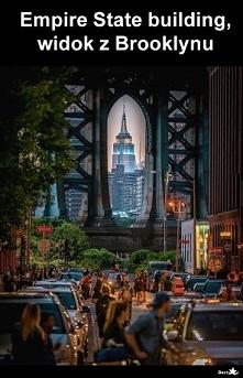 ;) widok z Brooklynu
