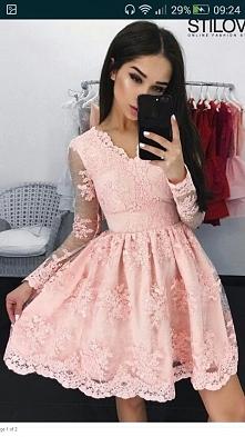 Czy ma któraś z was taka sukienkę? Jeśli tak proszę o zdjęcia :))