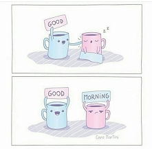 good morning?