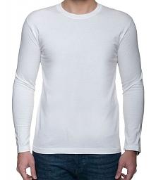 Męska koszulka z długim ręk...