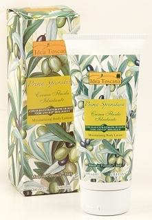 Nawilżający balsam do ciała Idea Toscana. KLIK w foto