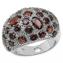 ANASTASIA Srebrny pierścion...