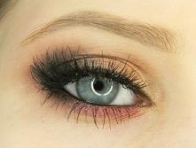 Makijaż w całości wykonany paletą Zoeva Cocoa Blend (moja miłość <3) Tutor...