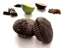 Pyszne zdrowe i czekoladowe muffinki z fasoli! Przepis po kliknięciu w zdjęci...