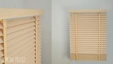 Promocja na żaluzje bambusowe!!  Mamy do zaoferowania żaluzje 50mm bambusowe w bardzo atrakcyjnych cenach:  wymiary szer x wys (WYSOKOŚĆ MOŻNA SKRÓCIĆ!) 95cm x 232cm x 2sztuki -...