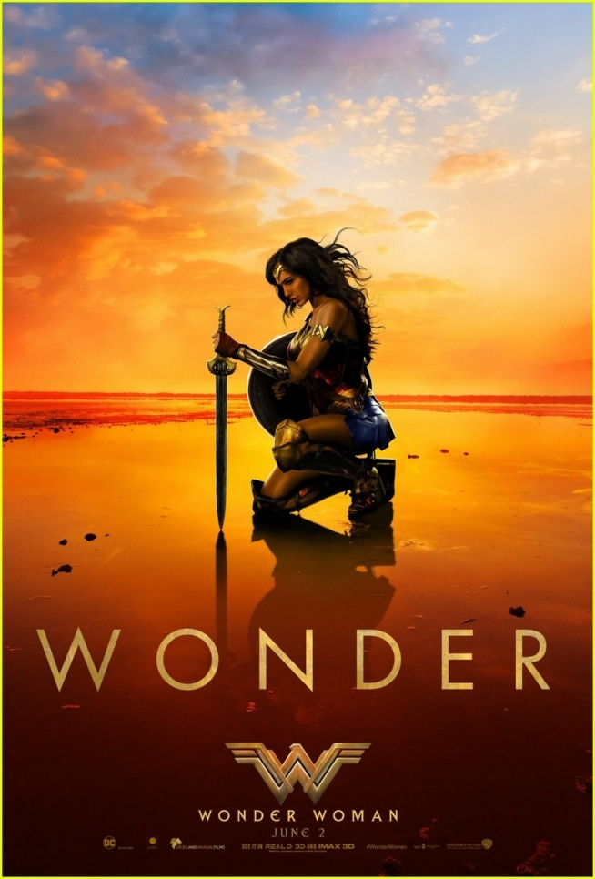 Film: Wonder Women Mimu wielu kontrowersji mi się film bardzo podobał.
