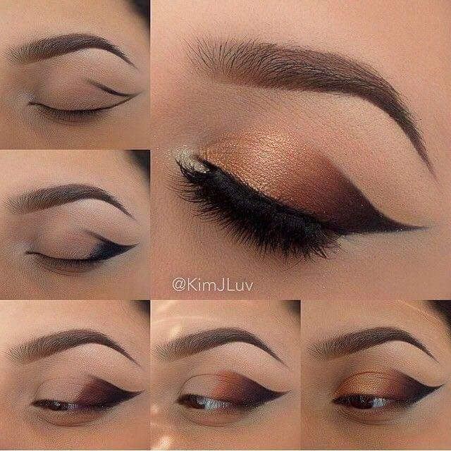 Jesienny look- tutorial