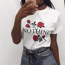 T-shirt NOTHING! Kliknij w ...