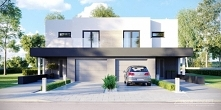 Nowoczesny projekt domu HomeKONCEPT-52 B