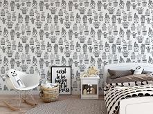 sypialnia nastolatka (autorska aranżacja marki Myloview)