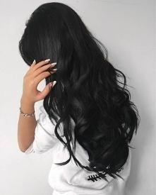 PYTANIE Nakładałyście kiedyś jasna farbę na ciemne / czarne włosy ? Dało to j...