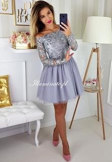 Przepiękna, elegancka sukienka z kolekcji Illuminate <3