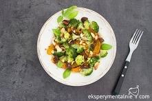 Sałatka z dyni i brokułów - przepisy z dyni