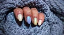 Od dawna interesuje mnie manicure lecz dopiero teraz spróbowałam swoich sił:)...