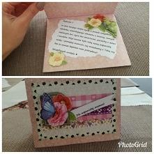 Kartka urodzinowa dla mamy :)