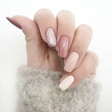 Nude nails :)