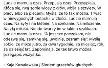 Kaja Kowalewska - ukłon w P...