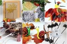 9 pomysłów DIY z jesiennych...