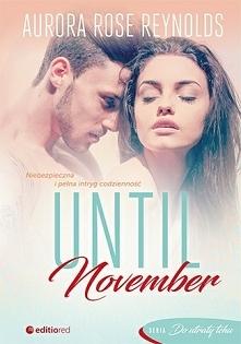 Po tajemniczym wypadku November przeprowadza się z Nowego Jorku, ucieka przed despotyczną matką i tajemnicą z przeszłości. U boku ojca pragnie znaleźć bezpieczeństwo i spokój. N...