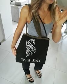 Musimy się wam przyznać do małej słabości :) na zakupy chodzimy tylko z torba...