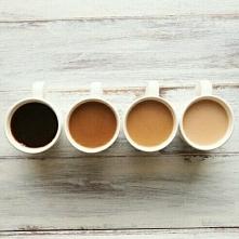Kawa, proszę się częstować ja biorę czarną najzwyklejszą bez cukru :)