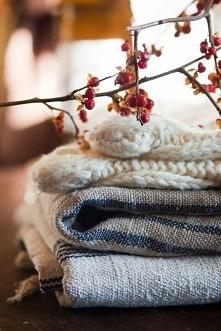 Jesień, sweterków i kocyków czas *.*