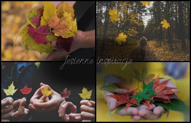 Uwielbiam zbierać liście. Potem wrzucać je do książek, gazet i zasuszać. Nie tracą koloru i w bure dni przypominają mi o pięknie jesieni. Można z nich robić bukiety, można je wklejać do zeszytu czy ozdabiać nimi pudełka. Lubię takie ręczne działania, stąd tyle ich w moich jesiennych dniach. Wieczory są dłuższe, mniej się chce wychodzić na zewnątrz, więc mogę tak rozwijać swoje zdolności artystyczno-manualne.