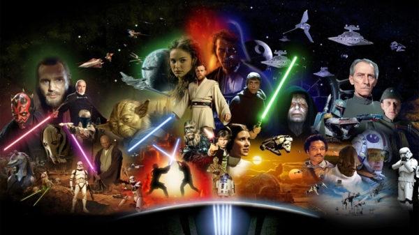 """Po prawie 40 latach od premiery pierwszych ,,Gwiezdnych wojen – Star Wars"""" Szacuje się, że kosmiczna saga zarobiła ponad 4 miliardy dolarów! To sporo pieniędzy!"""