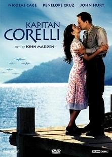 Kapitan Corelli (2001)  melodramat, wojenny  Opowieść o wielkiej miłości zrod...