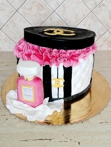 Tort Coco Chanel