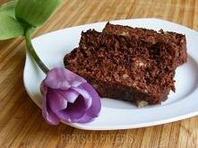 czekoladowe bez mąki