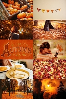 Kto powiedział, że jesień j...