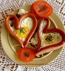 Śniadanko lub kolacja :) Polecam stronke