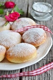 pączki z piekarnika